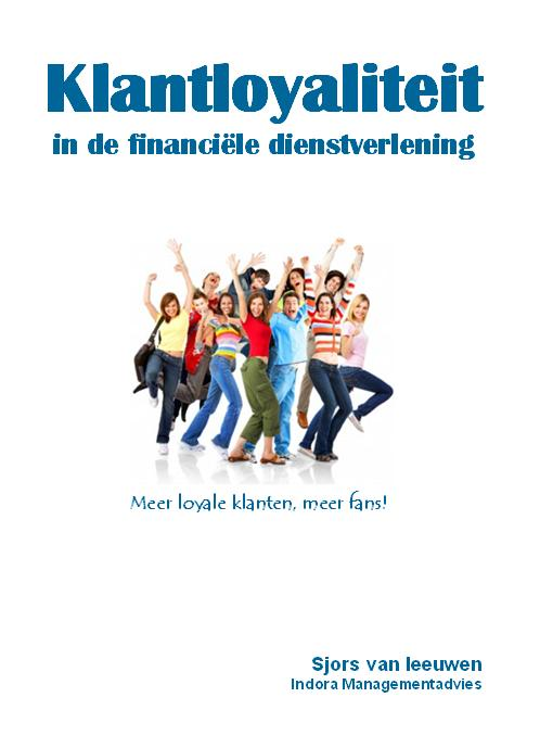 Klantloyaliteit in de financiele dienstverlening