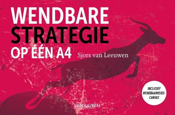 Wendbare strategie op één a4