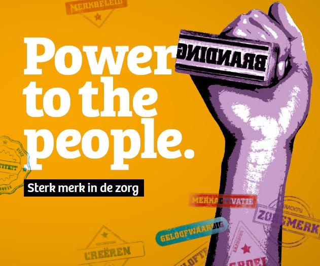 Power to the people: sterk merk in de zorg